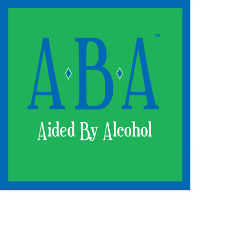 <strong>ABA</strong><br>(Aided By Alcohol)<br>Paper Beverage Napkins